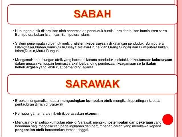 Kepelbagaian Etnik Di Malaysia