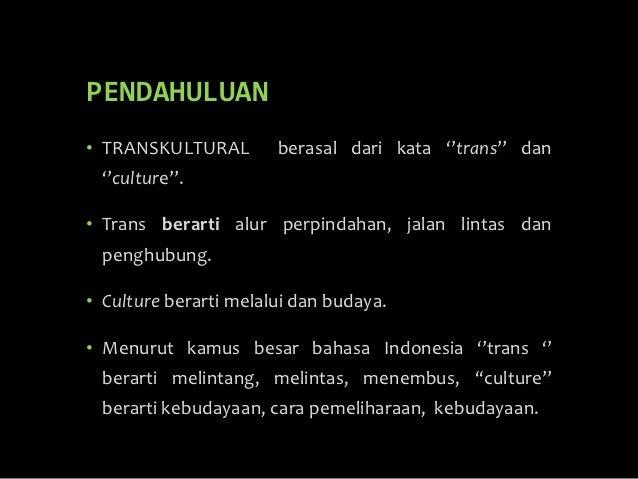 Keperawatan transkultural 2