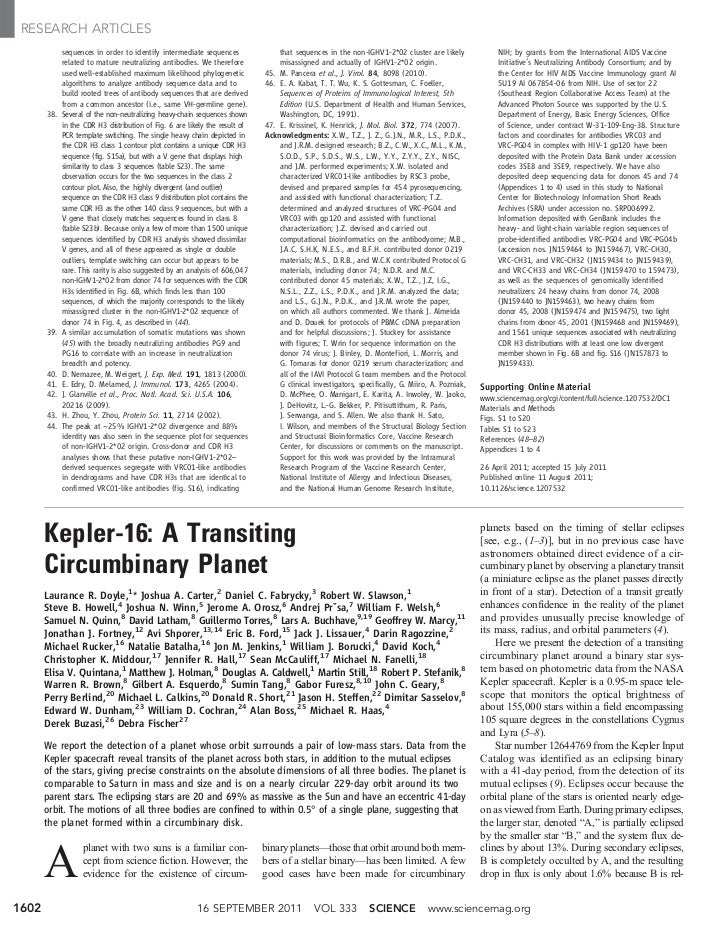 RESEARCH ARTICLES             sequences in order to identify intermediate sequences               that sequences in the no...