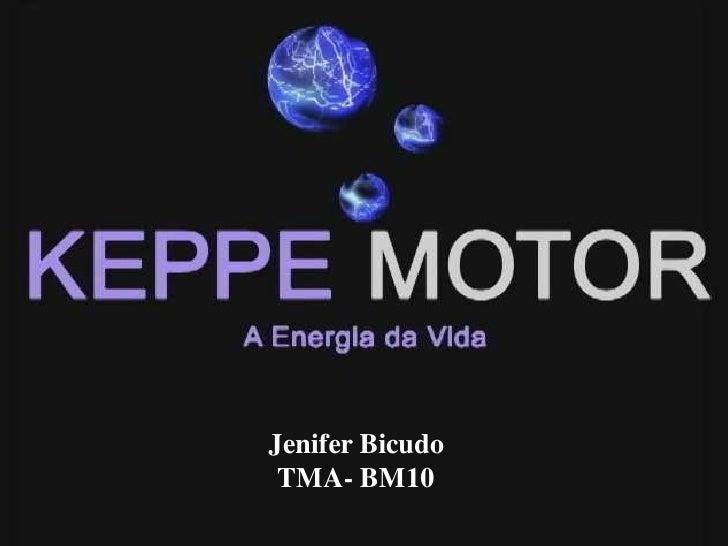 Jenifer Bicudo TMA- BM10