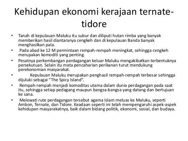 Kerajaan Gowa tallo - Ternate Tidore