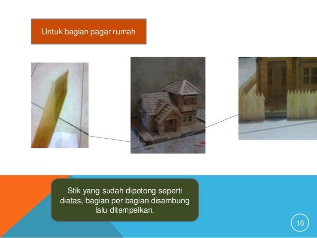 5400 Koleksi Gambar Pagar Rumah Dari Stik Terbaru