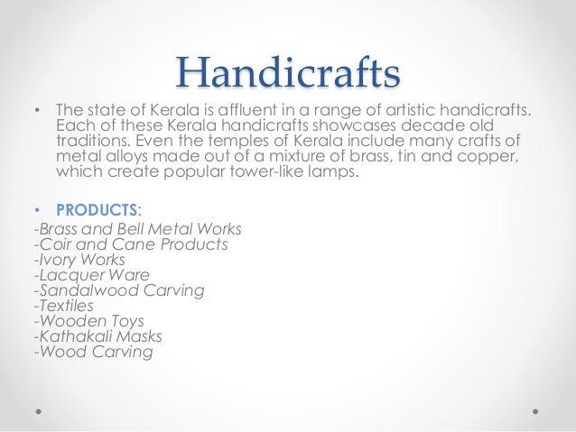 Crafts Of Kerala