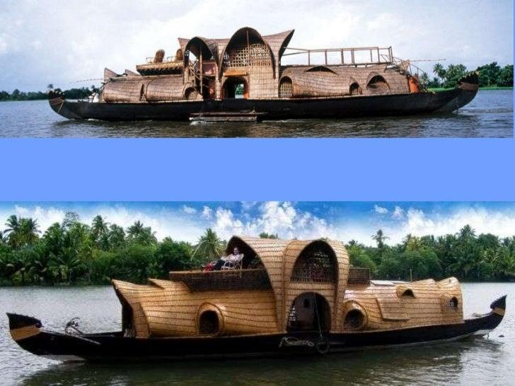 Kerala -houseboats Slide 2