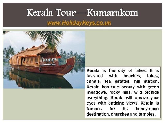 Kerala Tour—Kumarakom - HolidayKeys.co.uk Slide 2
