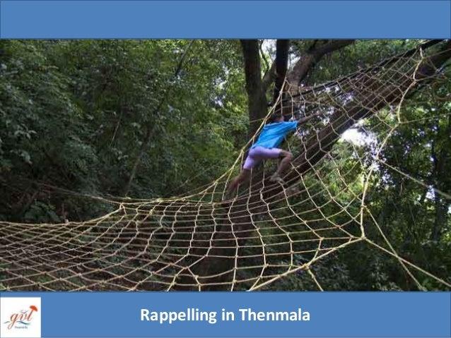 River Crossing in Idukki ... & Kerala adventure tourism activities