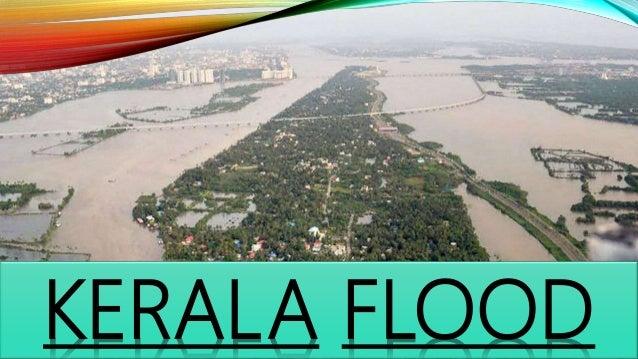 Kerala flood August 2018