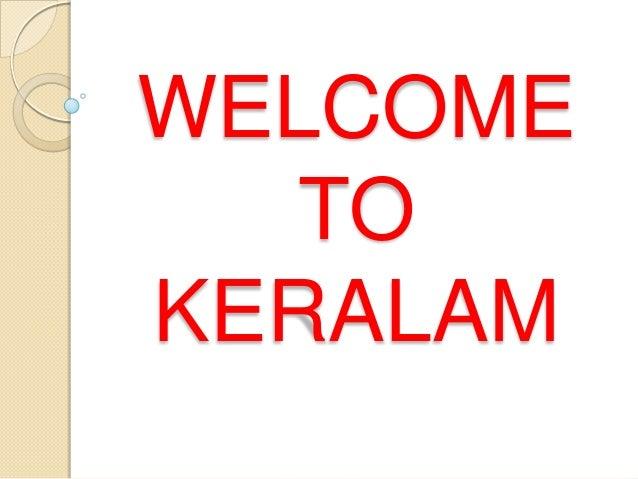 WELCOME   TOKERALAM