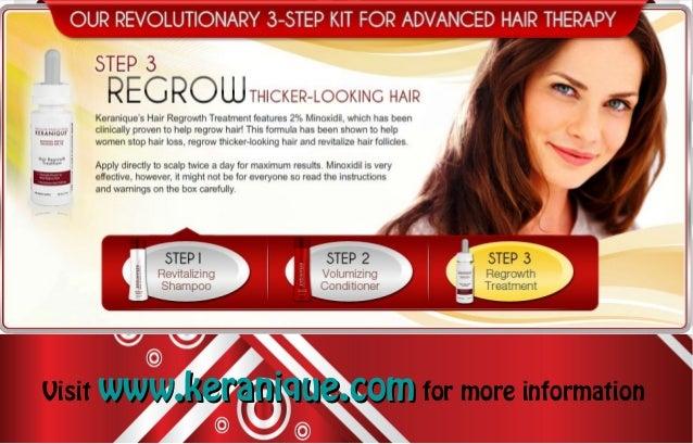 Keranique Hair Products Keranique Reviews