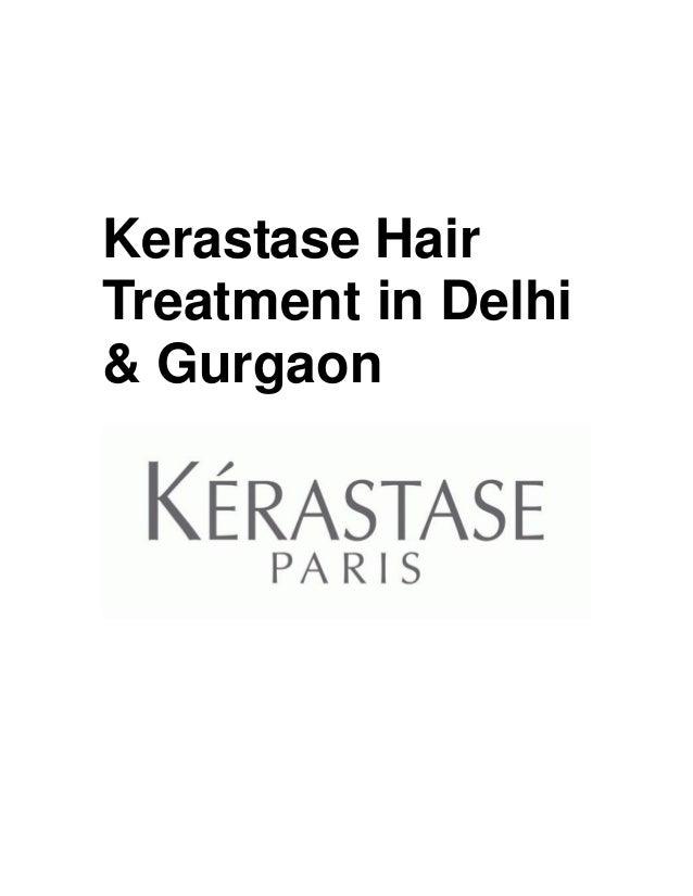 Kerastase hair treatment at monsoon salon spa - Kerastase salon treatment ...