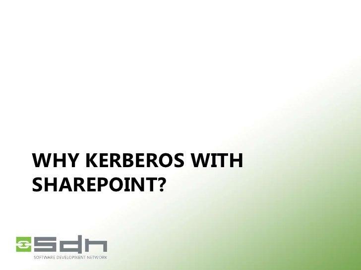 Comparing NTLM & Kerberos<br />