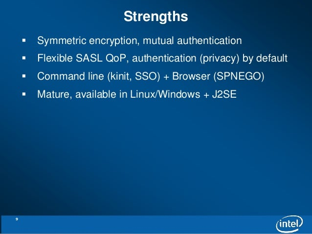Configuring a Java client for Kerberos authentication
