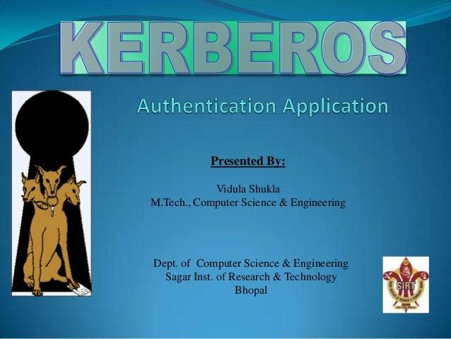 Presented By: Vidula Shukla M.Tech., Computer Science & Engineering  Dept. of Computer Science & Engineering Sagar Inst. o...