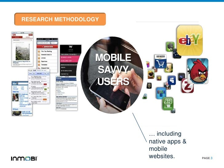 RESEARCH METHODOLOGY                   MOBILE                   SAVVY                   USERS                            …...
