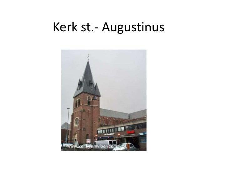 Kerk st.- Augustinus