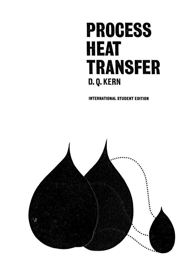 Kern Process Heat Transfer