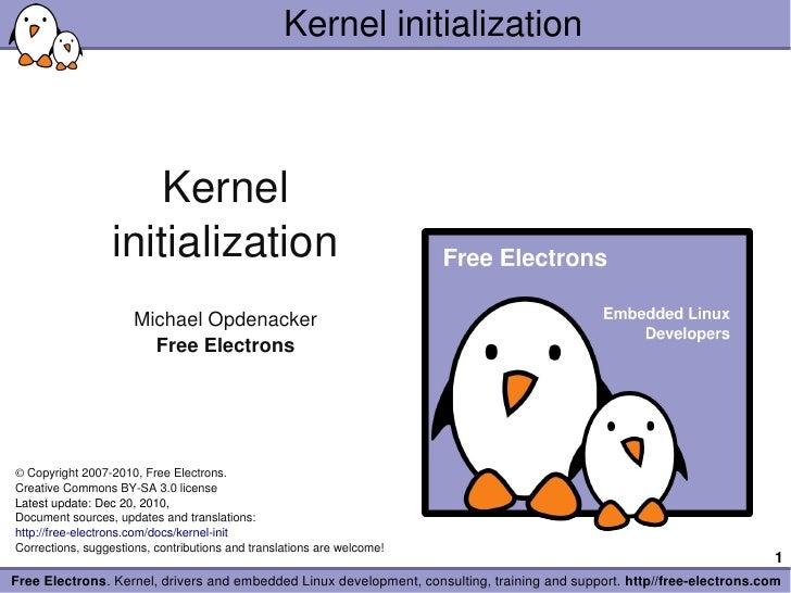 Kernelinitialization                      Kernel                  initialization                      MichaelOpdenacker ...