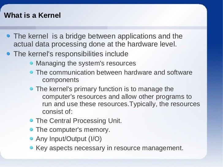 Walking Around Linux Kernel