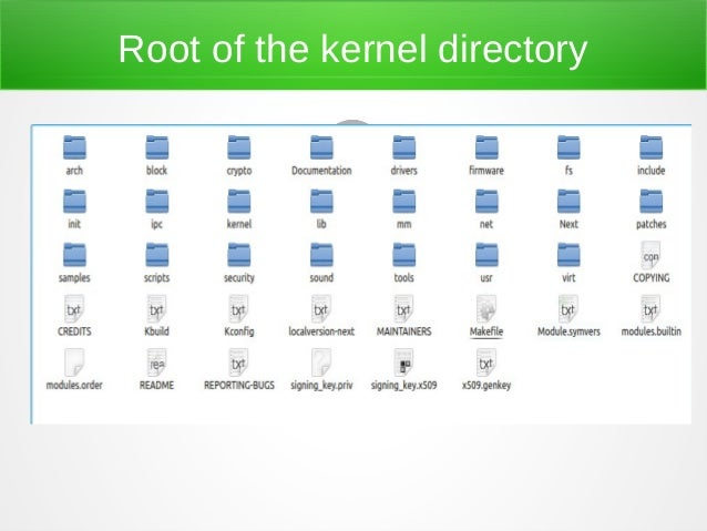 Hacking the Linux Kernel - An Introduction