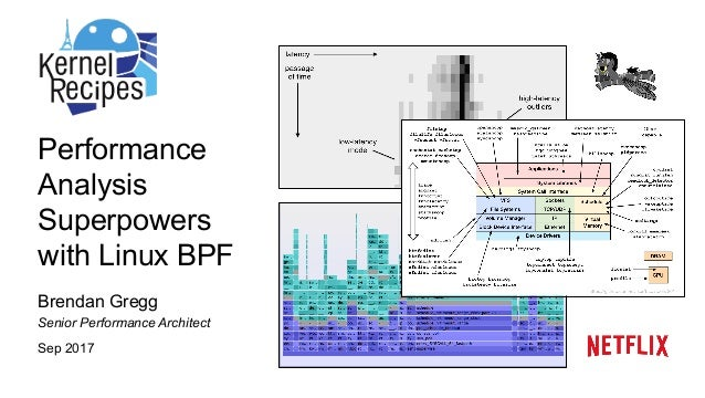 Performance Analysis Superpowers with Linux BPF Brendan Gregg Senior Performance Architect Sep 2017