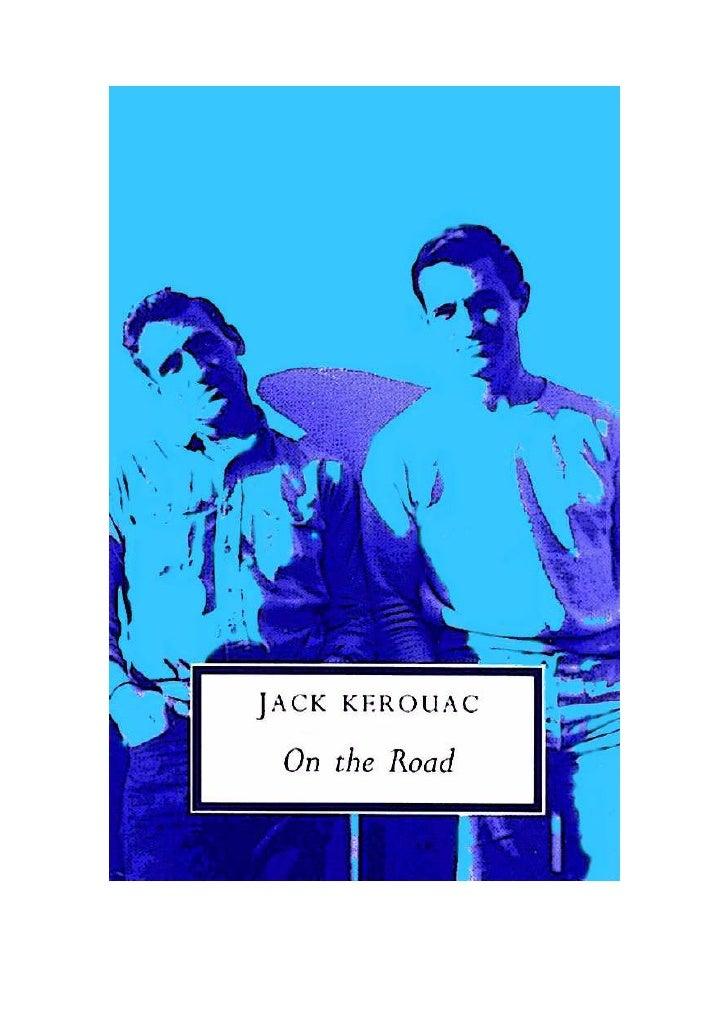 Kerouac, Jack   On The Road