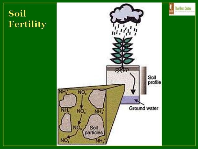 Soil testing soil sampling soil fertility for Soil 60 years