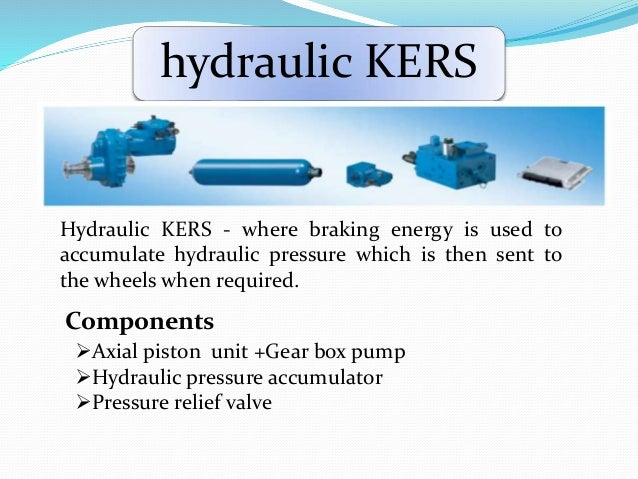 use of hydraulic kers commercially engineering essay Free essays, research papers, term papers, and other writings on literature, science, history, politics, and more.