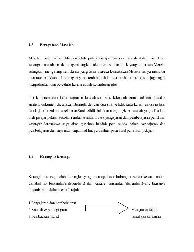 Kertas Cadangan Kajian Tindakan Kualitatif