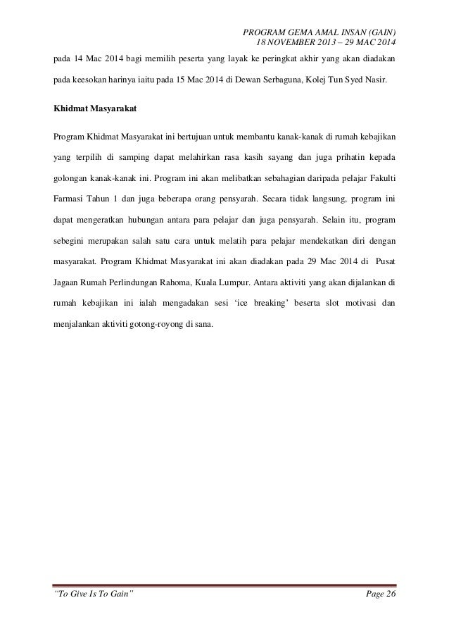 kertas kerja gain_2 0program gema amal