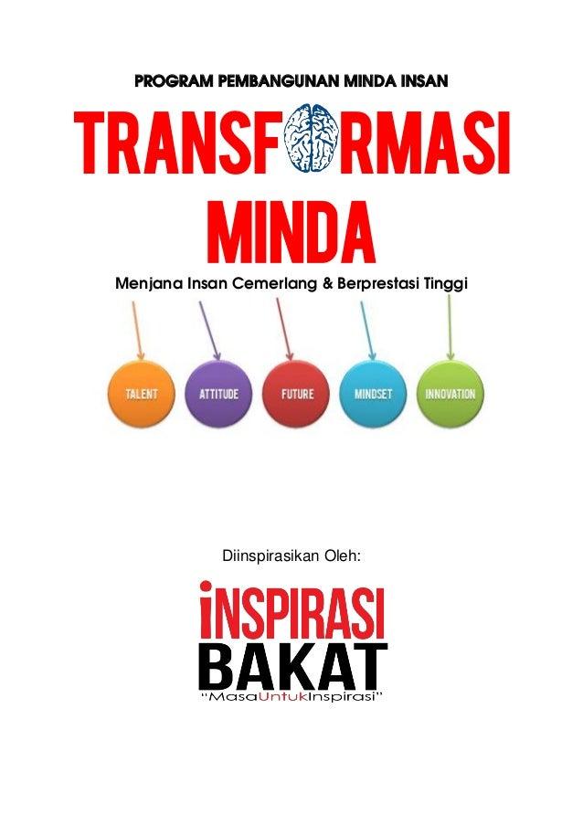 Program Transformasi Minda