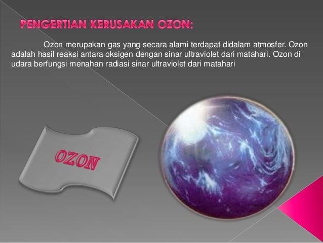 Kerusakan ozon Slide 2