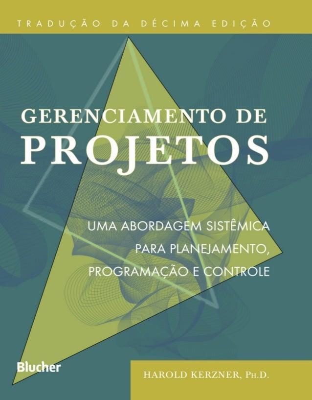 Projetos gerenciamento pdf de