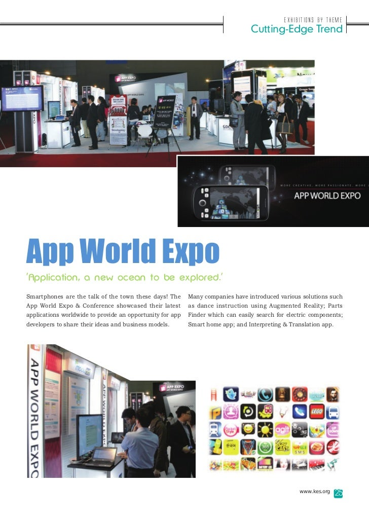 Exhibitions by Theme                                                                                 Cutting-Edge TrendApp...