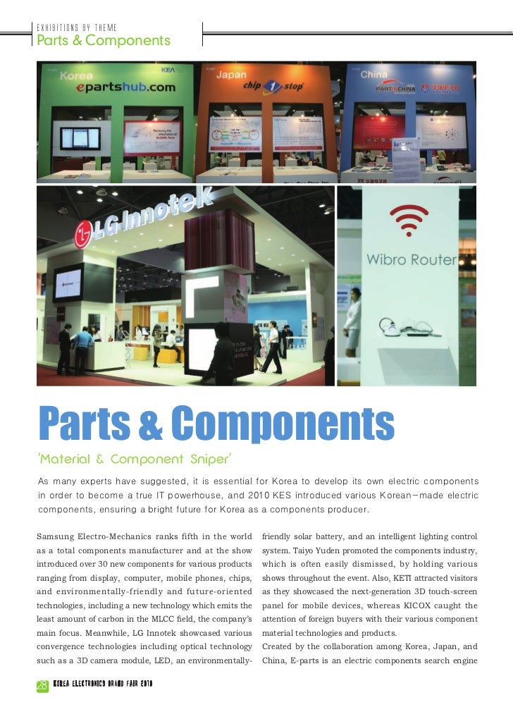Exhibitions by ThemeParts & ComponentsParts & ComponentsMaterial & Component SniperAs many experts have suggested, it is e...
