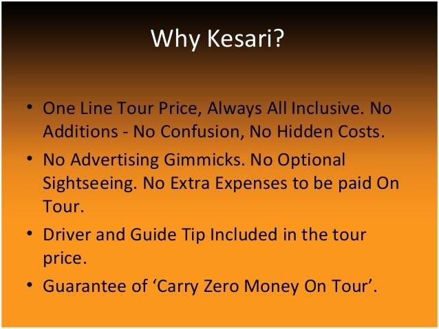Kesari Tours And Travels Mumbai Office