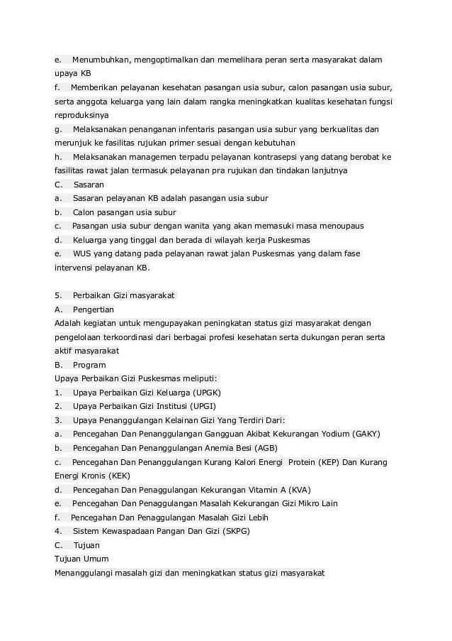 6 PROGRAM POKOK PUSKESMAS EBOOK