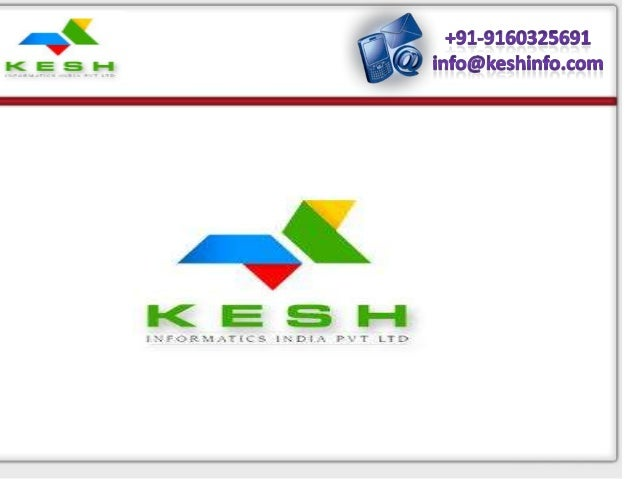 About US: Kesh Informatics is an innovative web designing and web development company based out of Hyderabad. Kesh Informa...