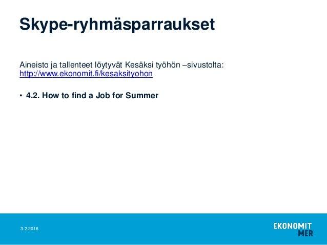 palkkaneuvottelu uusi työpaikka Jamsa