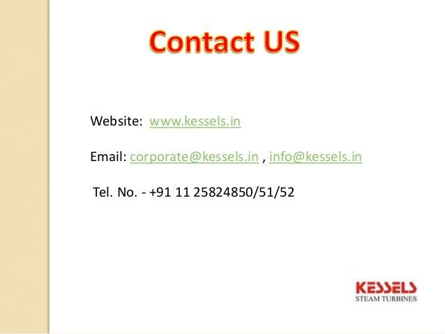 Kessels Engg Works Private Limited