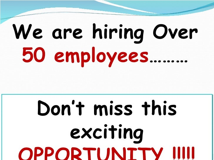 © AUDRIC Consultancy Services Pvt Ltd. We are hiring Over 50 employees ……… Don't miss this exciting  OPPORTUNITY !!!!!