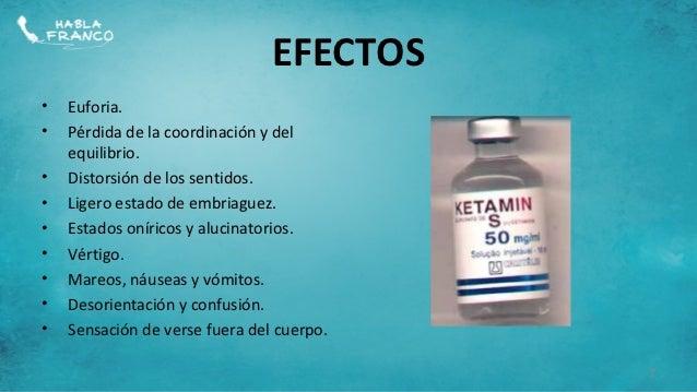 Resultado de imagen de ketamina