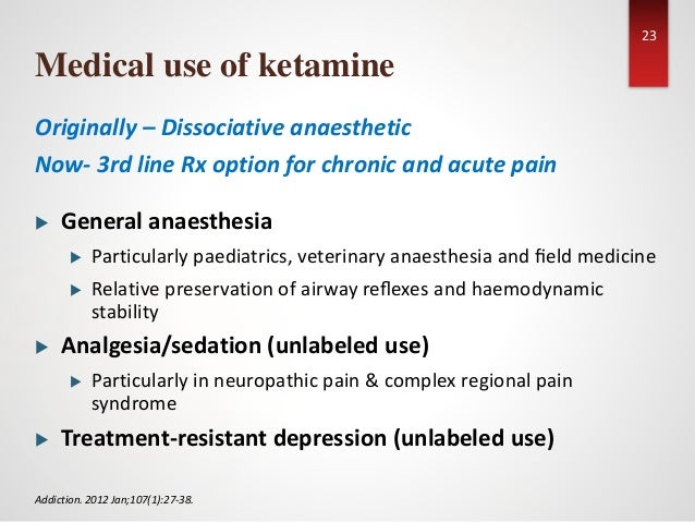 aetna rehab coverage for Ketamine