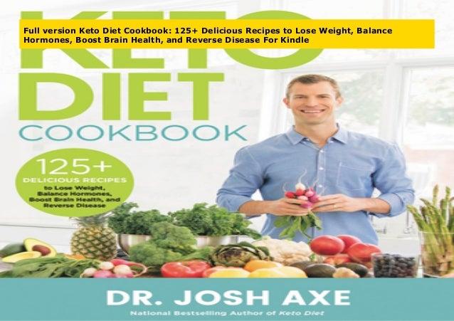 Full E Book Keto Diet Cookbook 125 Delicious Recipes To Lose Weig