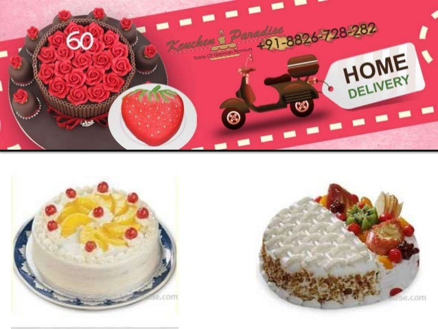 online cake delivery services delhi