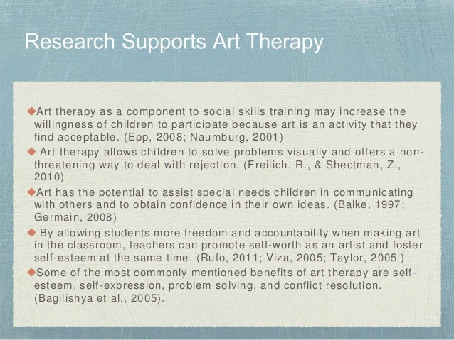 the power of art therapy essay What is psychotherapy, the talking cure, all about psych central discusses psychotherapy, talk therapy and counseling, and how the process actually works with therapists.