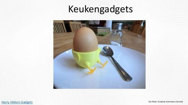 Harry Hilders Gadgets Keukengadgets Via Flickr Creative Commons licentie