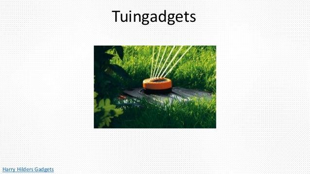Harry Hilders Gadgets Tuingadgets