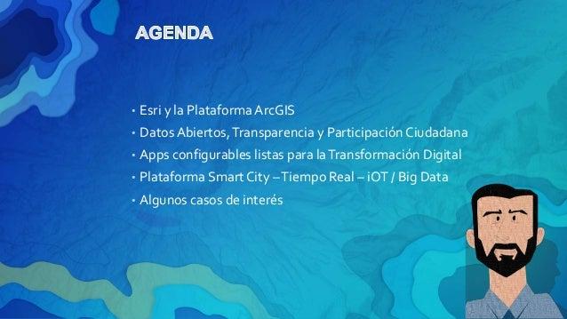 Kevin Bidon-Chanal - La Plataforma ArcGIS  Slide 2