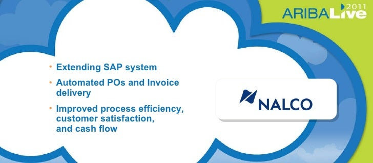 <ul><li>Extending SAP system </li></ul><ul><li>Automated POs and Invoice delivery </li></ul><ul><li>Improved process effic...