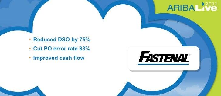 <ul><li>Reduced DSO by 75% </li></ul><ul><li>Cut PO error rate 83% </li></ul><ul><li>Improved cash flow </li></ul>